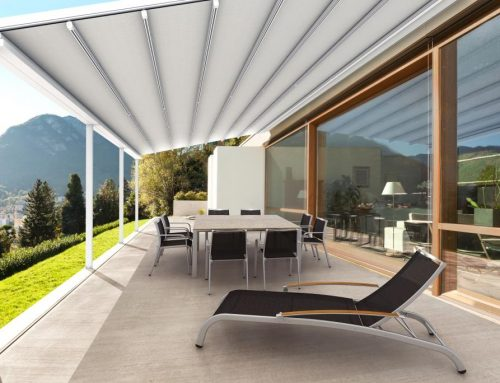 Electric Pergolas Is Now The Hottest Trends In Hospitality Market
